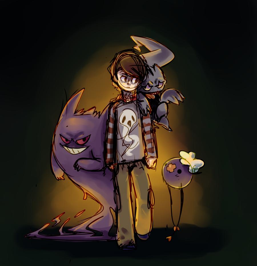Ghost Leader WIP by verrmont