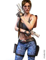 Lara 58 by RenderSas
