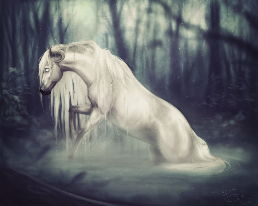 The Kelpie by vyxe