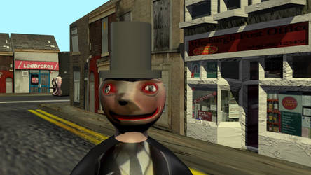 Fat Controller Selfie by Andywilson92