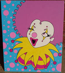 Puffy The Clown