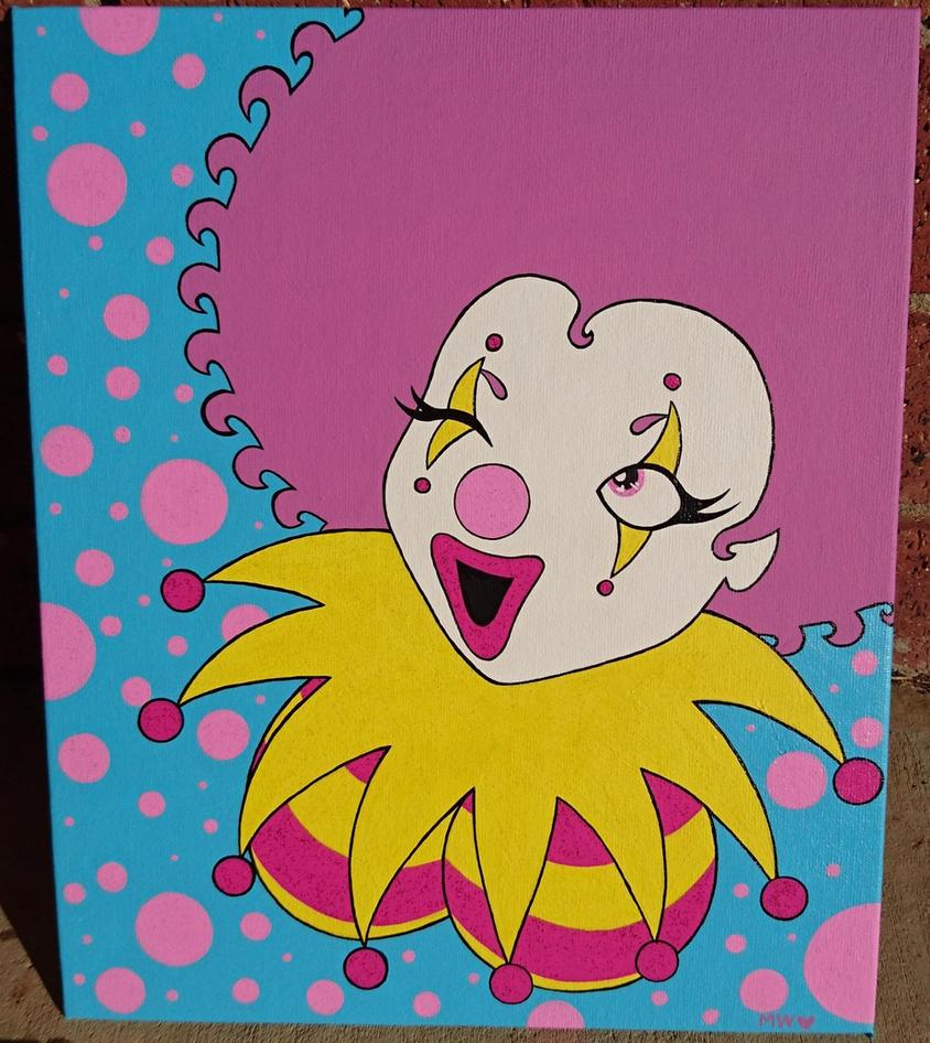 Puffy The Clown by FallingFrozen