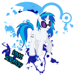 Vinyl Scratch TF2 spray 1 by ThaddeusC
