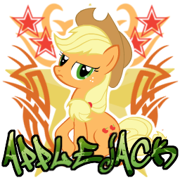 Applejack Spray by ThaddeusC