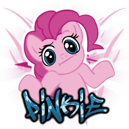 Pinkie Pie spray version 2.5 by ThaddeusC