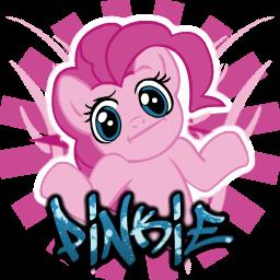Pinkie Pie spray version 2.5 by ThaddeusC