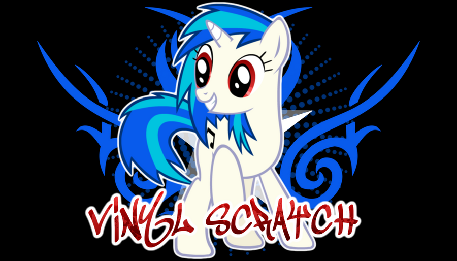 Vinyl Scratch desktop 2 by ThaddeusC