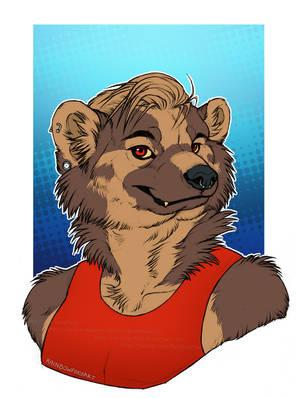 (GA) TaxBeast - Badger Tax by Rainbow-Foxy