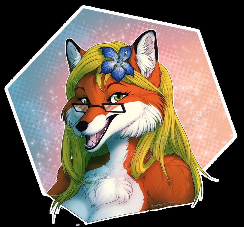 (CM) TofuWolf by Rainbow-Foxy