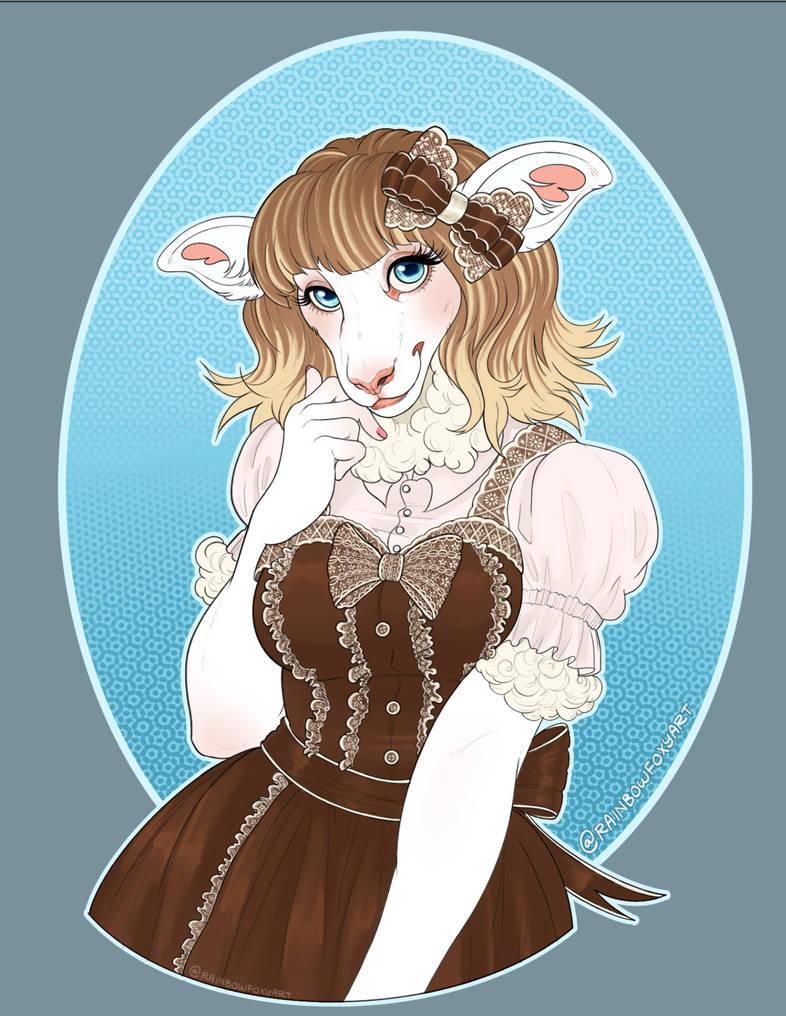 [CM] Sweet Sheep by Rainbow-Foxy