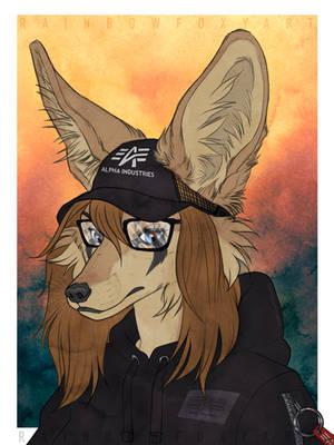[CM] Lishak by Rainbow-Foxy