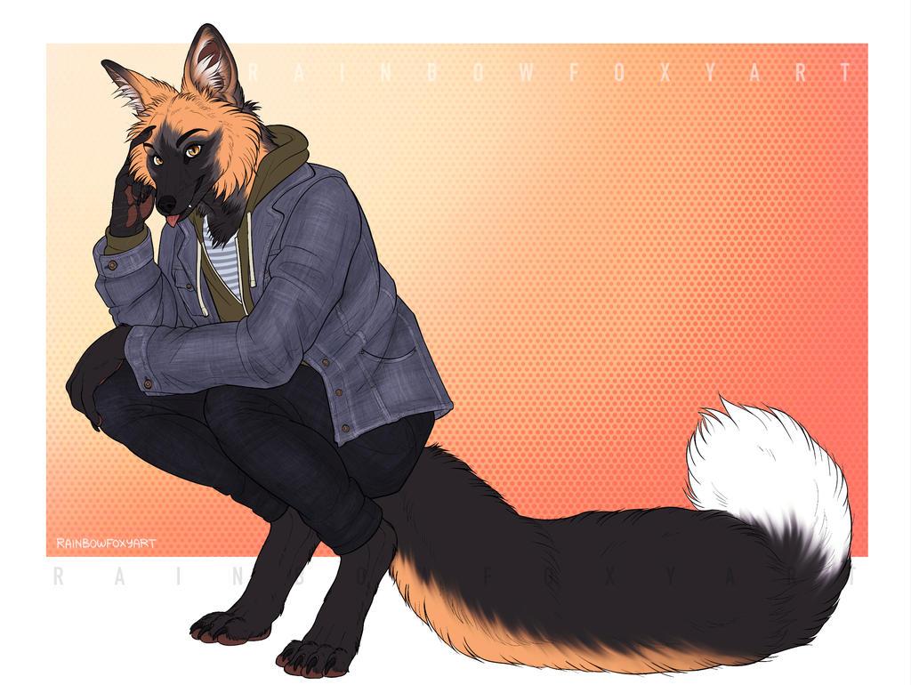 [CM] JanusFox by Rainbow-Foxy