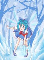 Touhou:My magic by AkumaKodomo-sama