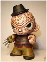 Freddy Krueger - Munny by Flame-Ivy