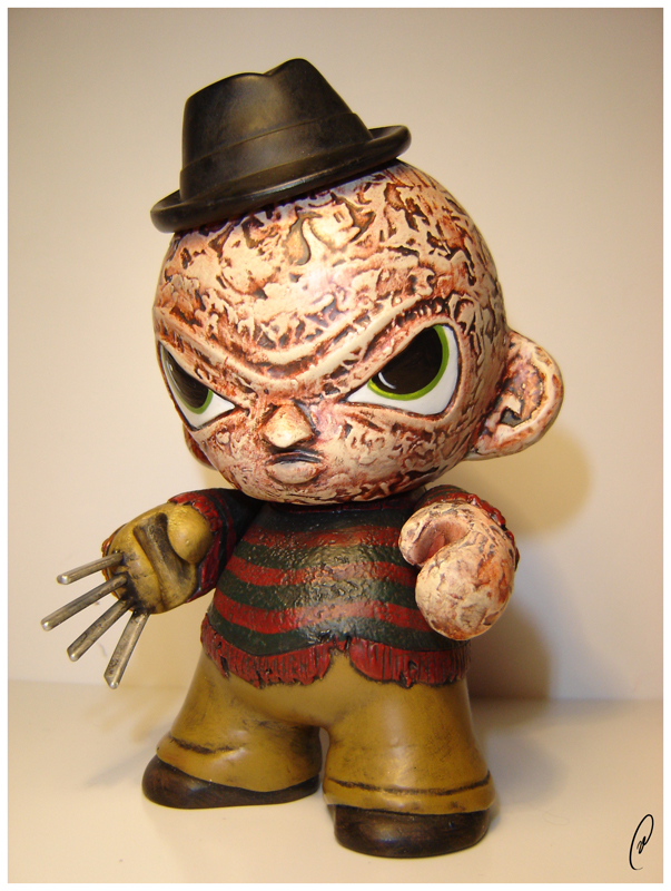 Freddy Krueger - Munny by Flame-Ivy