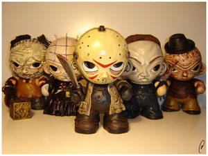 Jason and friends
