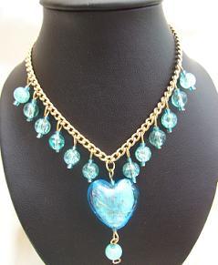 Blue Heart by LittleMissBlue87