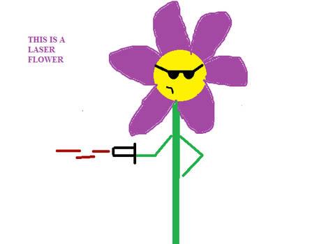 Laser Flower
