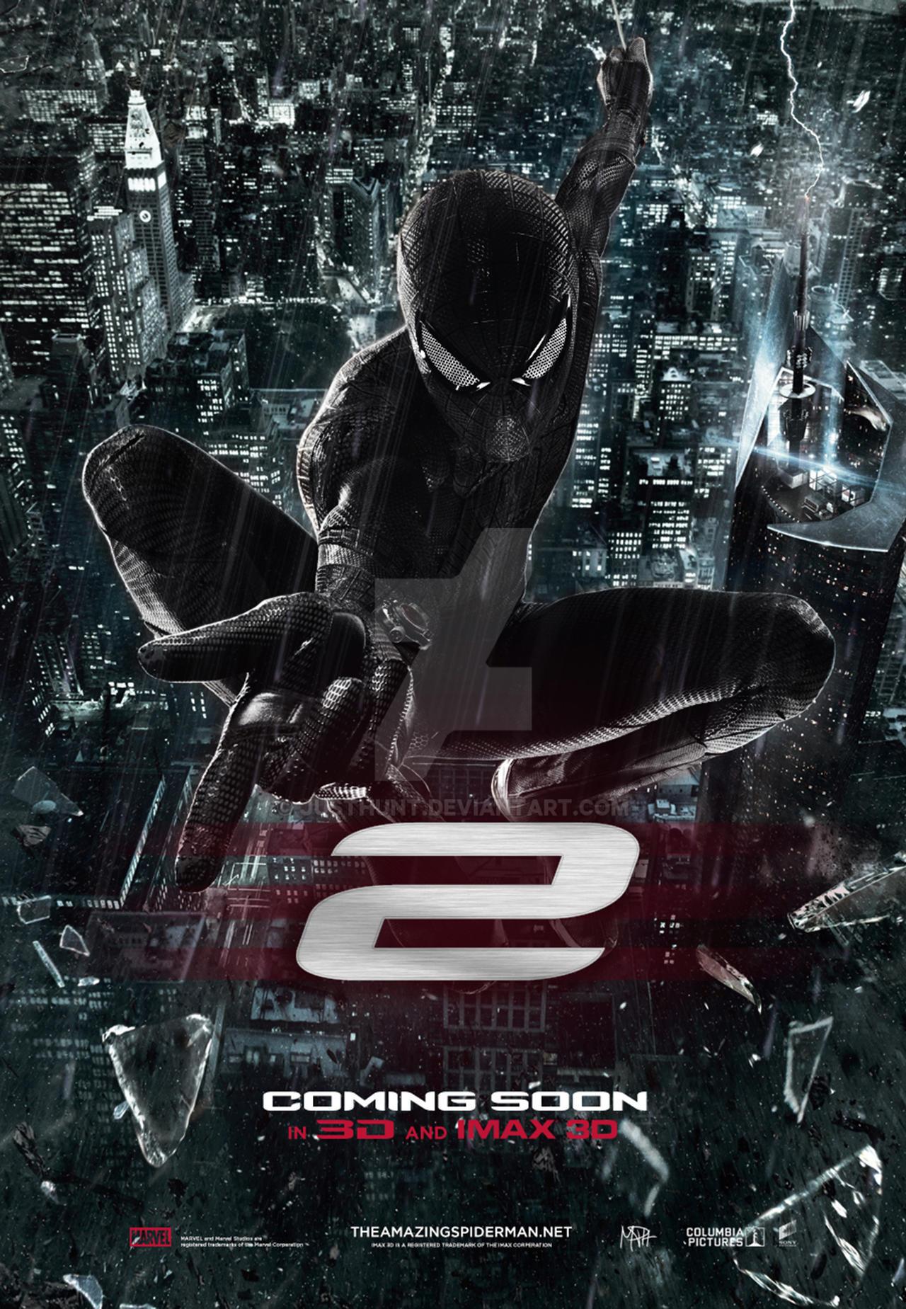 Movie man amazing spider
