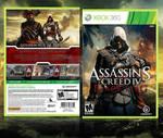 Assassins Creed IV: Black Flag - Box Artwork