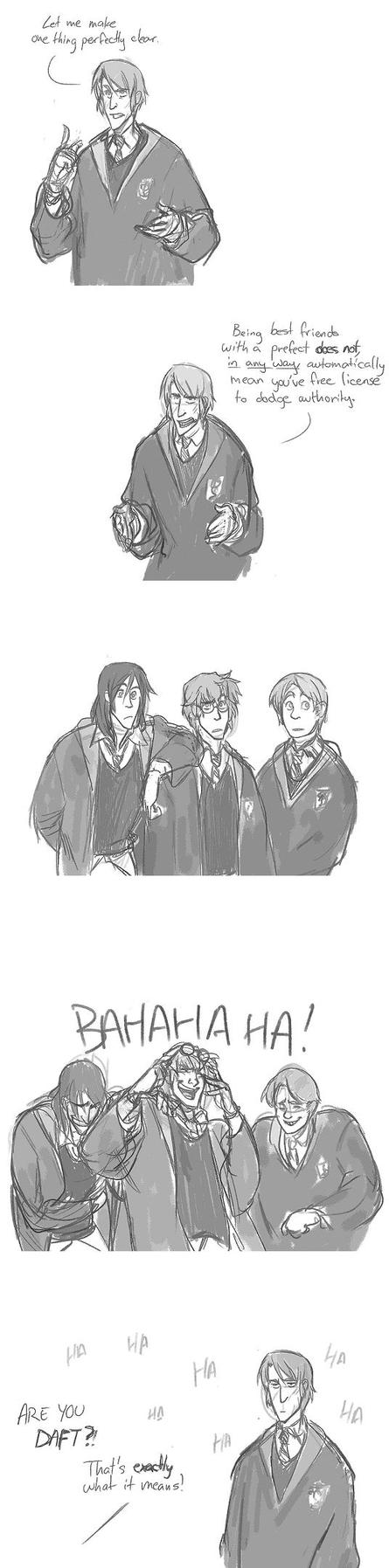 harry potter - perfectly clear by chirart