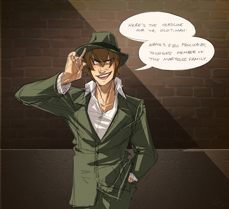 Preview image: baccano!