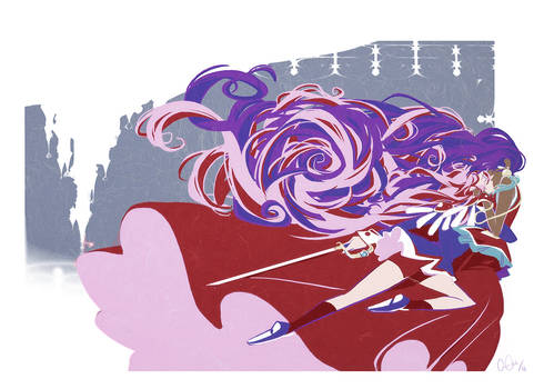 utena - castles in the sky