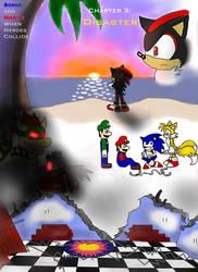 Sonic and Mario: Disaster by Cloba94