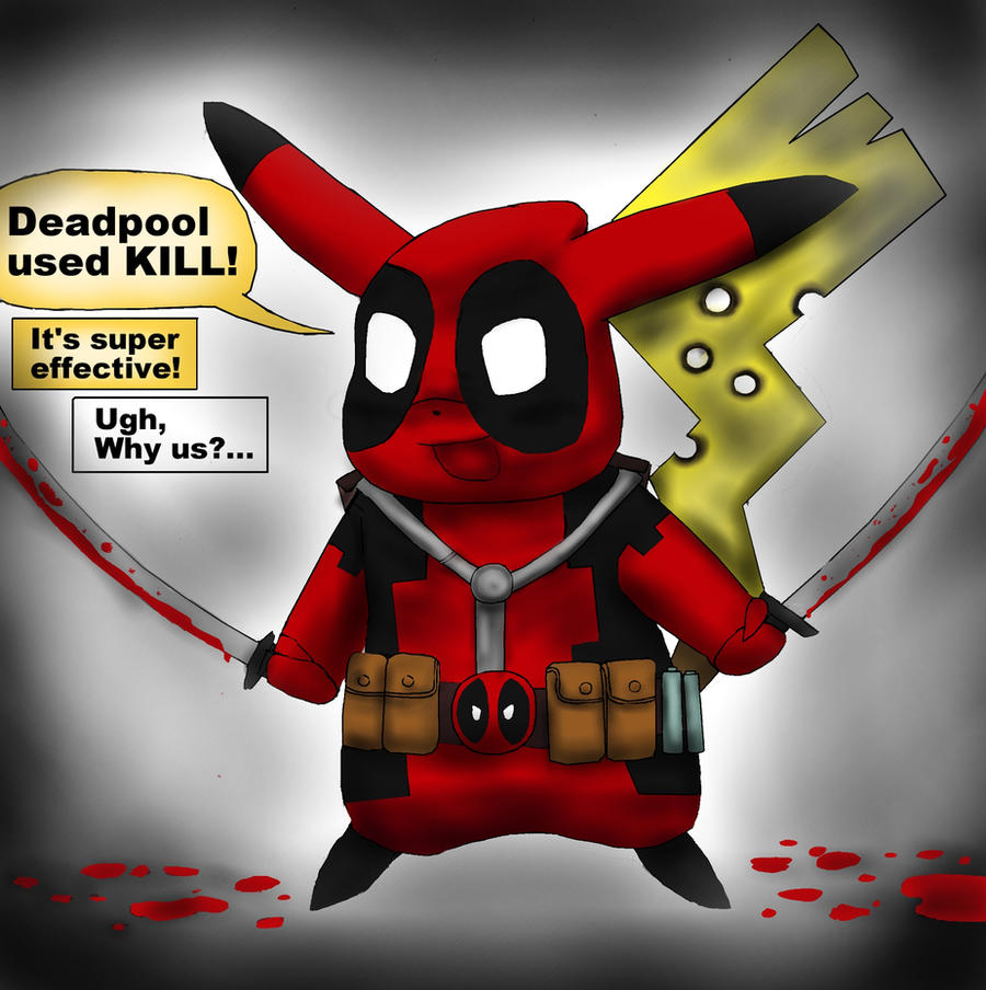 Deadpool...chu... by Cloba94 on DeviantArt