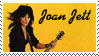 Joan Jett Stamp by LadySpace1978