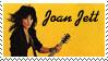 Joan Jett Stamp by LadySpace1978