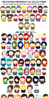 My Collection of 5k characters! by TheOtherKevinFromSP