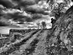 Old road