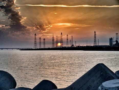 Sunset at Zygi