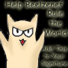 Help Beelzenef Rule The World by CantThinkOfAnamelol