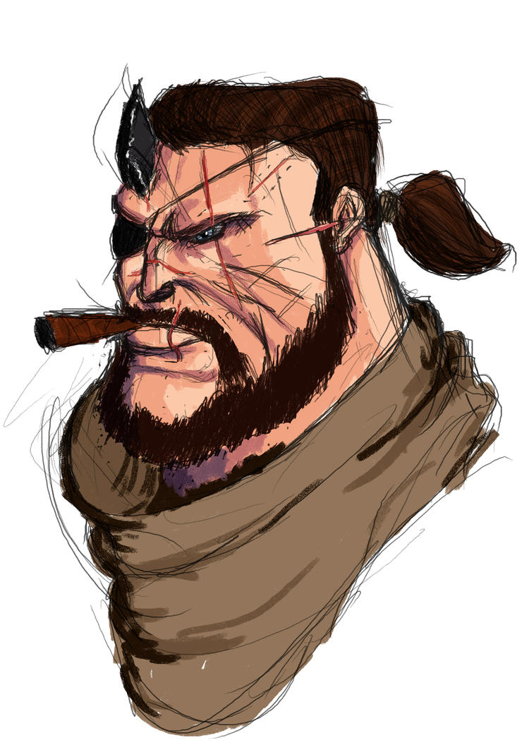 Punished Snake by BoFuey