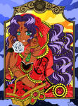 Gypsy anthy colored