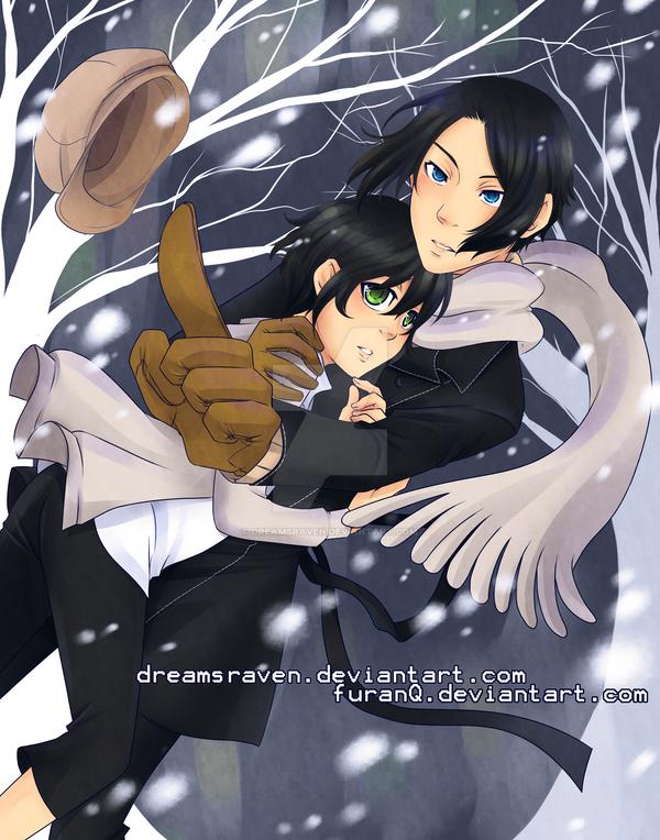 Melancholic protective by Dreamsraven
