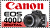 Canon EOS 400D Stamp by MabusOWP