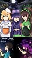 Mobgirls Halloween 2012