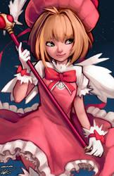 Cardcaptor Sakura by HOAIartworks