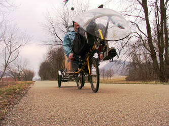 Bike Path's Perspective by DJ-Erock
