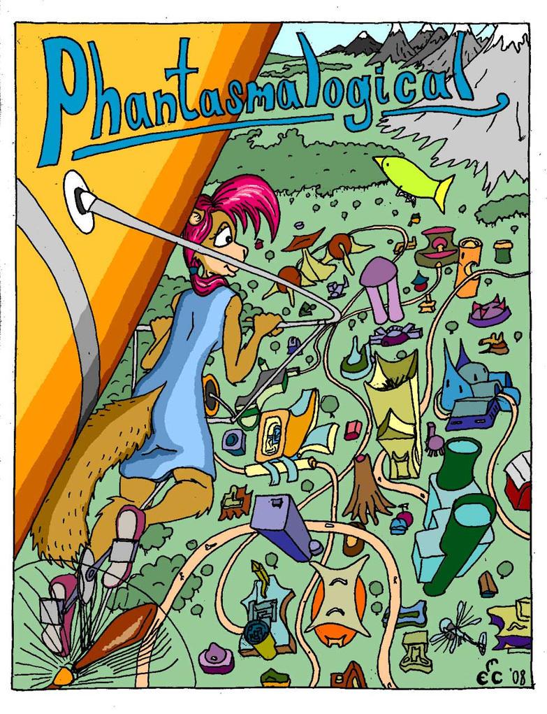 Phantasmalogical Cover by DJ-Erock