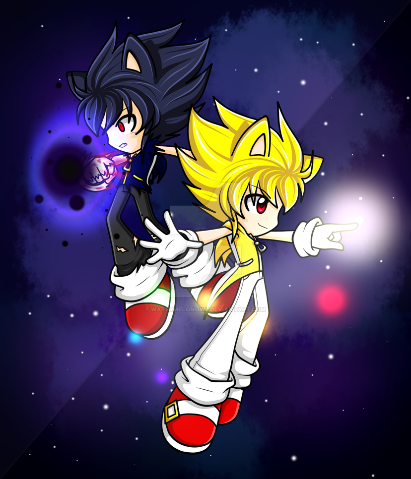 Sonic Forms: Many Forms, But Still Sonic By WatermelonOwl On DeviantArt