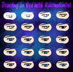 20 Steps to Draw an Eye