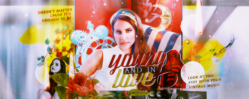 24 | Lana Del Rey Signature by itsmorphine