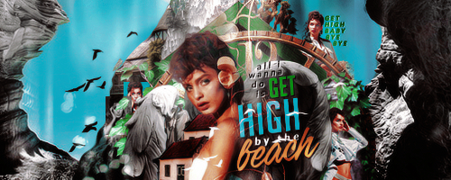 41 | High by the Beach by itsmorphine