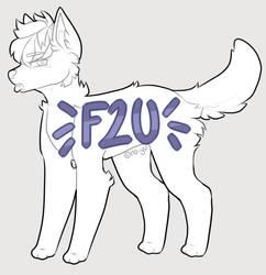f2u small dog base by no-yu