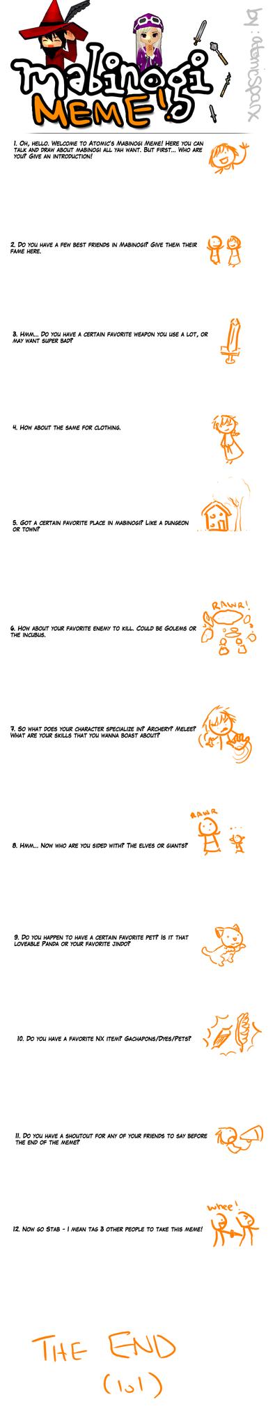 Atomic's Mabinogi Meme by CursedGuitar