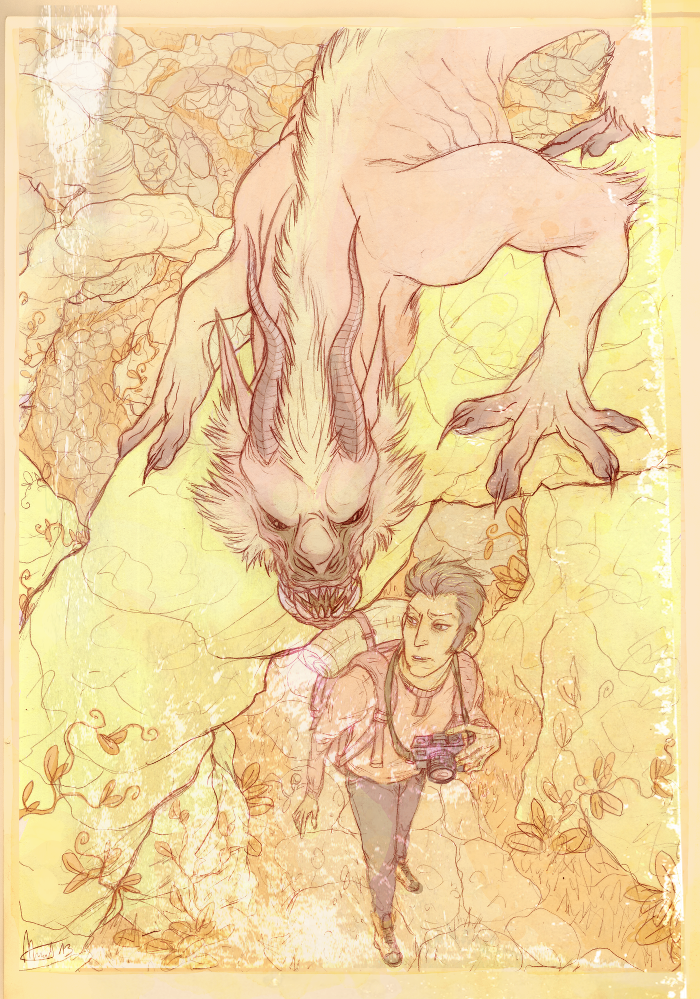 The Beast of Franchia by Womaneko